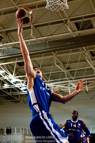 Tipos de jugadores en baloncesto