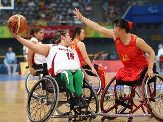 Baloncesto para parapl jicos baloncesto - Deportes en silla de ruedas ...