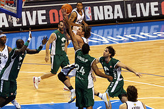 NBA Europe Live 2007_Malaga_Grizzlies vs Unicaja