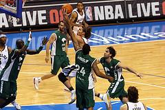 NBA Europe Live 2007_Malaga_Grizzlies vs Unicaja