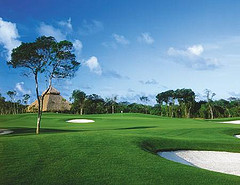 fairway bunker | Cancun and Riviera Maya