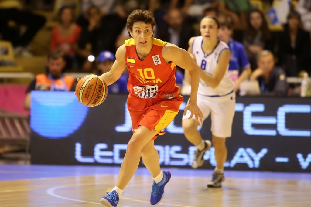 Logroño lleva el baloncesto a la calle